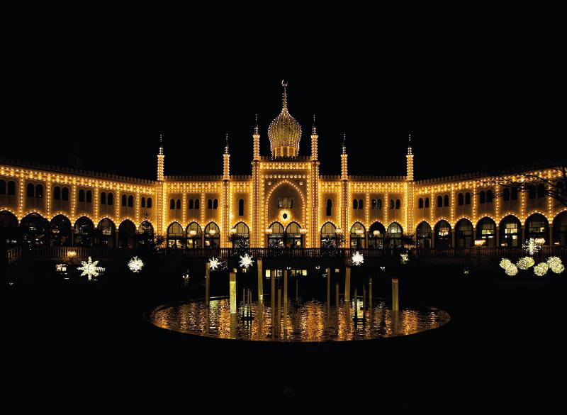 Holiday Homes oplevelser forlystelser København ACTIVITIES IN COPENHAGEN